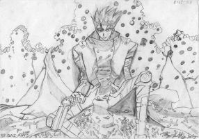 Vash the Stampede by syd-vicious