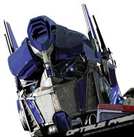 Optimus Prime by ComicHouse