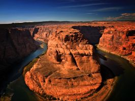 Horse Shoe Bend by Arthaniel82