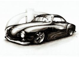 Karmann Ghia - Fragile Glory by Medvezh