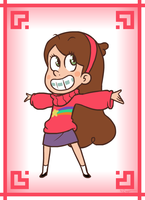 December Damsels #14: Mabel by The-Knick
