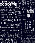 Simple Plan music collage by maryphantom11