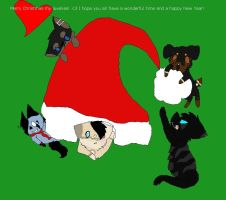 Merry Christmas! 2012 by BeyondDeathPoint