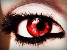 Shinigami eye by DeathNotefan1313