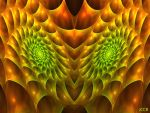 Eyes On You by jccrfractals