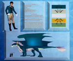 Shadow Ravenwood Ref Sheet by Madkazer