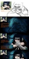 Sasuke Uchiha - Making-of by Matou31