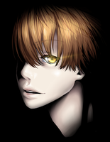 Emile Liddell - OC for RP - Quick Drawing by x-Tsuka-x