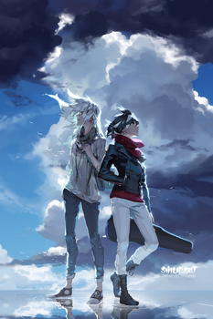 AU cover by shilin