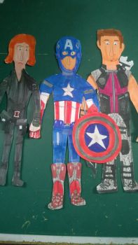 Avengers assemble by movieman410
