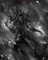 Aeons of corruption by Lordigan