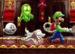 Luigi's Mansion (Nintendo) by Yoshiknight2