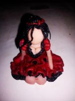 amy lee finished by MonsterkittenCrafts