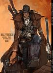 Billy The Kid by Wangyuxi