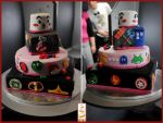 Festiblog Cake by Paintcakes