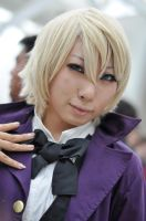 Anime Expo 2013 : Faces of Cosplay_0911 by JuniorAfro