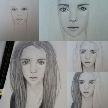 Drawing step by step #15 by Martuu14