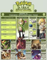 +PKMN_Battle Frontier. Timmy. by xSheepi