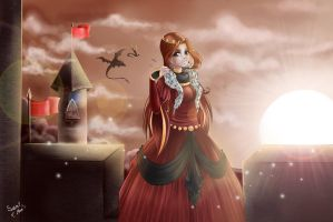 AT+ Red Queen+ by Sweet--Ann
