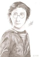 Harry Potter by sofear