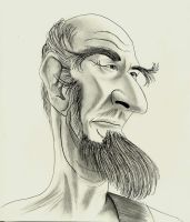 Caricature 5 by hcollazo2000
