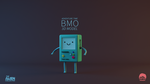 Beemo 3D Model by jayjaybirdsnest