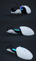 Portal gun by RatchetHD