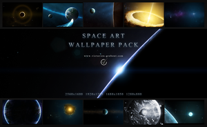 Space Art Wallpaper Pack by Grim962