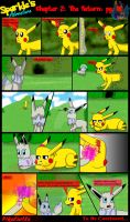 Chapter 2: The Return: pg: 12 by Pikaturtle