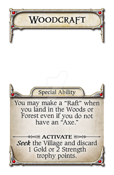 Sample, Special Ability by Sigilist