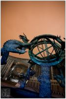 Shanghai Armillary by superkev