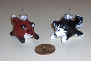 Really Cute Tiny Ornaments by tyreenya