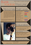 My Resume Design by Aurrum