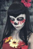 Day of the dead by RayneColdkiss