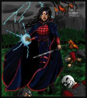 Wrath of the War Witch by Andared
