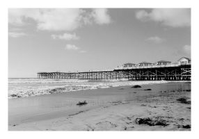 crystal pier II by thecell
