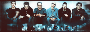 Linkin Park by meteorblade