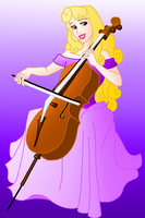 Disney's music: Aurora by Willemijn1991