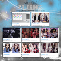 +Colorings -Sony Vegas by MIGUELSELENATIKO