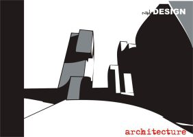 architecture graphic design by madxxx