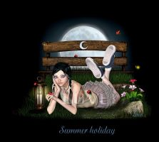 Summer holiday by Loveit