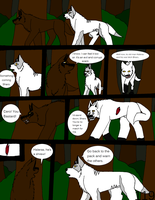 Wolf tracks page 119 by alicesapphriehail