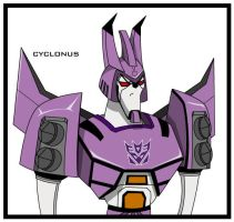 TF Animated CYCLONUS 2 by piyo119