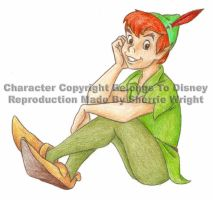 Peter by literary-magic