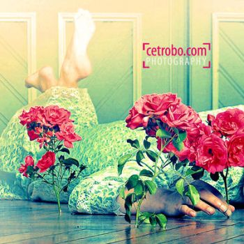 THINKING PINK by cetrobo