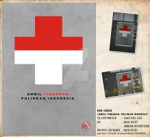RED CROSS by perfectired