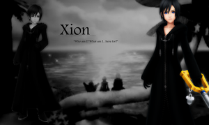 Xion - wallpaper by Ekumimi