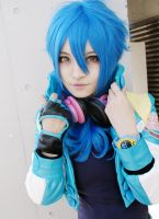 DRAMAtical Murder Aoba by avureSACHI