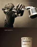 hennessy ads by LiamGraphics