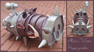 ALICE: MADNESS RETURNS - Peppergrinder by AridelaAriadne